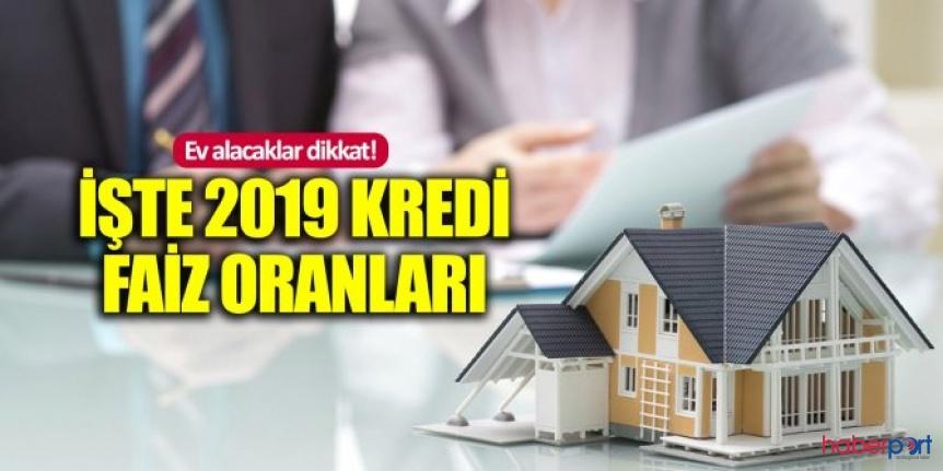 İstanbul seçimleri sonrası konut kredisi faiz oranlarında son durum