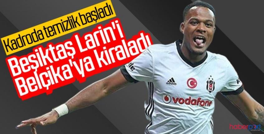 Beşiktaş, Kanadalı oyuncusu Cyle Larin'i Zulte Waregem'e resmen kiraladı