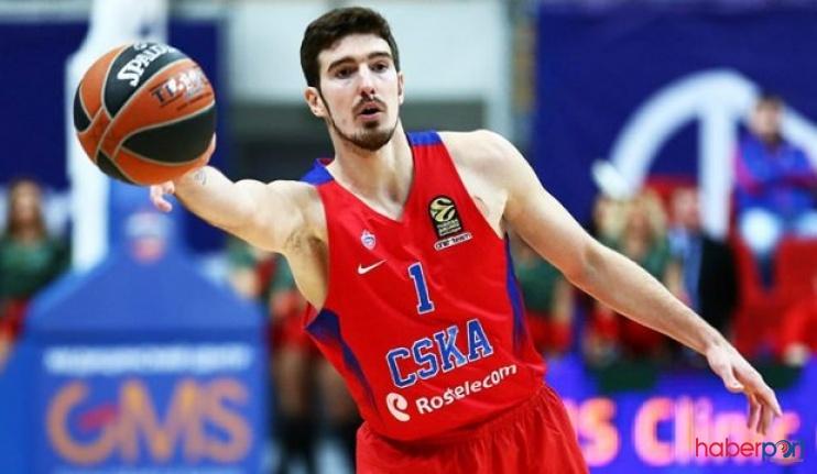 CSKA Moskova'nın yıldızı Nando De Colo'nun yeni takımı Fenerbahçe Beko