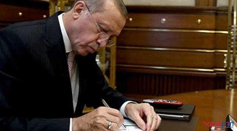 Cumhurbaşkanı Erdoğan kararıyla Adalet Bakan Yardımcılıklarına 3 isim atandı