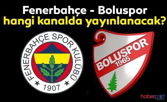 Fenerbahçe Boluspor hazırlık maçı ne zaman oynanacak? Karşılaşma hangi kanalda? Saat kaçta?