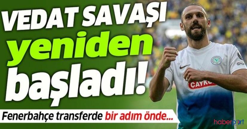Fenerbahçe ve Galatasaray arasında kalan Vedat Muriç seçimini yaptı!