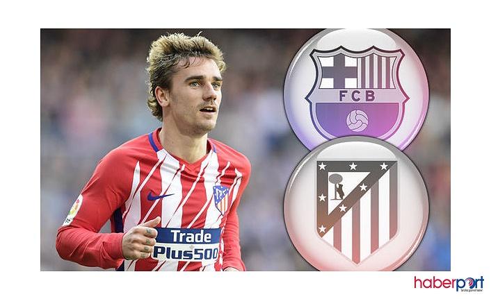 İspanyol kulübünde yılın transferi! Fransız forvet Antoine Griezmann Barcelona renklerine bağlandı