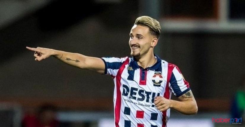 Kosovalı futbolcu Donis Avdijaj'ı Trabzon kadrosunda