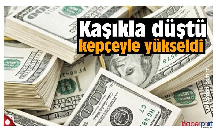 Merkez Bankasında Yapılan O Değişikliğe Doların Tepkisi Sert Oldu!