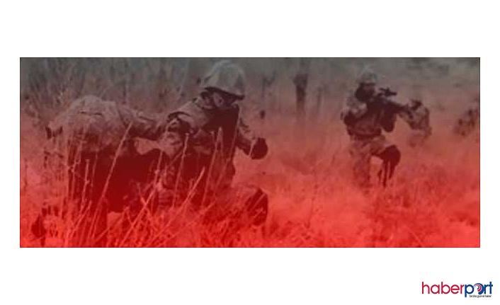 Siirt Eruh'ta PKK'lı teröristlerden taciz ateşi! 3 asker yaralı