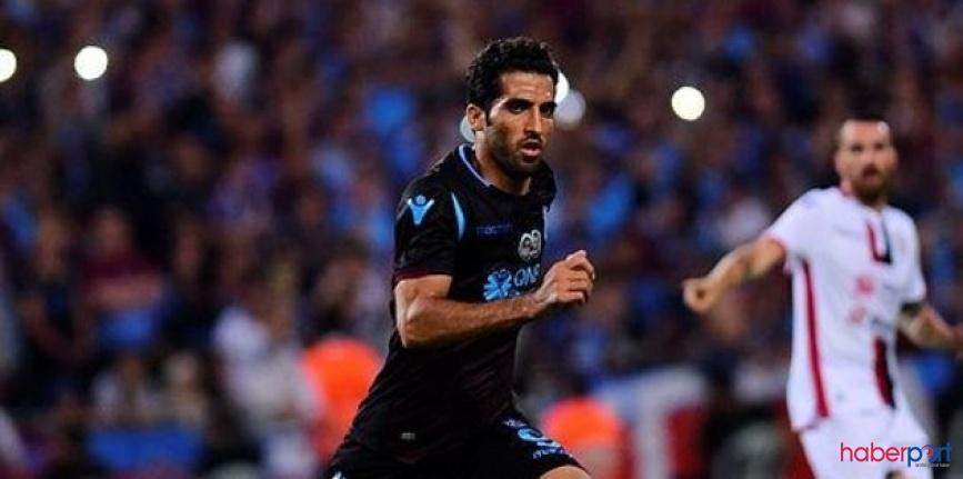 Trabzonspor'lu Vahid Amiri Mustafa Denizli'nin takımına gidiyor