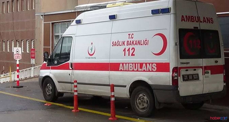 Diyarbakır'da 5 yaşındaki çocuk silahla göğsünden vuruldu