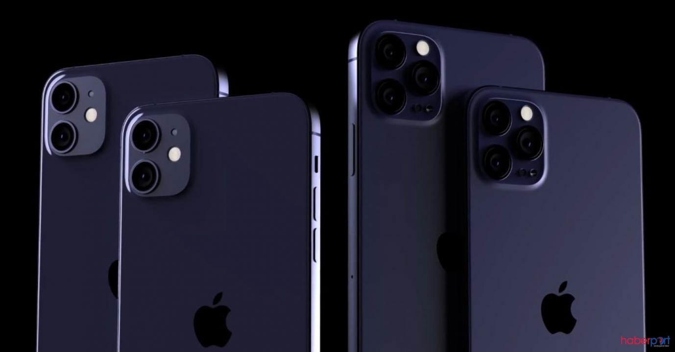 2020 model iPhone'lar göz dolduracak