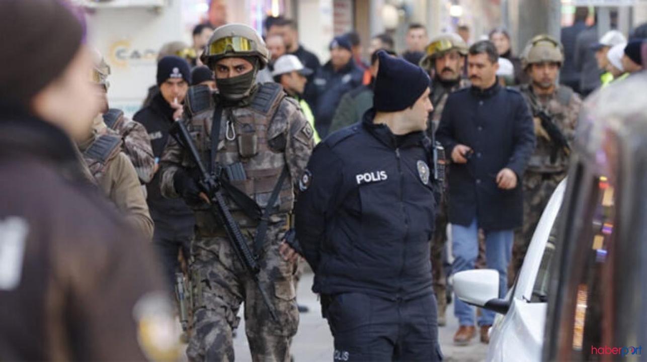 Ankara'da otel camından açılan ateş korkuttu! Özel harekat devreye girdi
