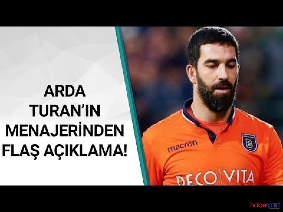 Arda Turan'dan beklenmedik transfer sürprizi