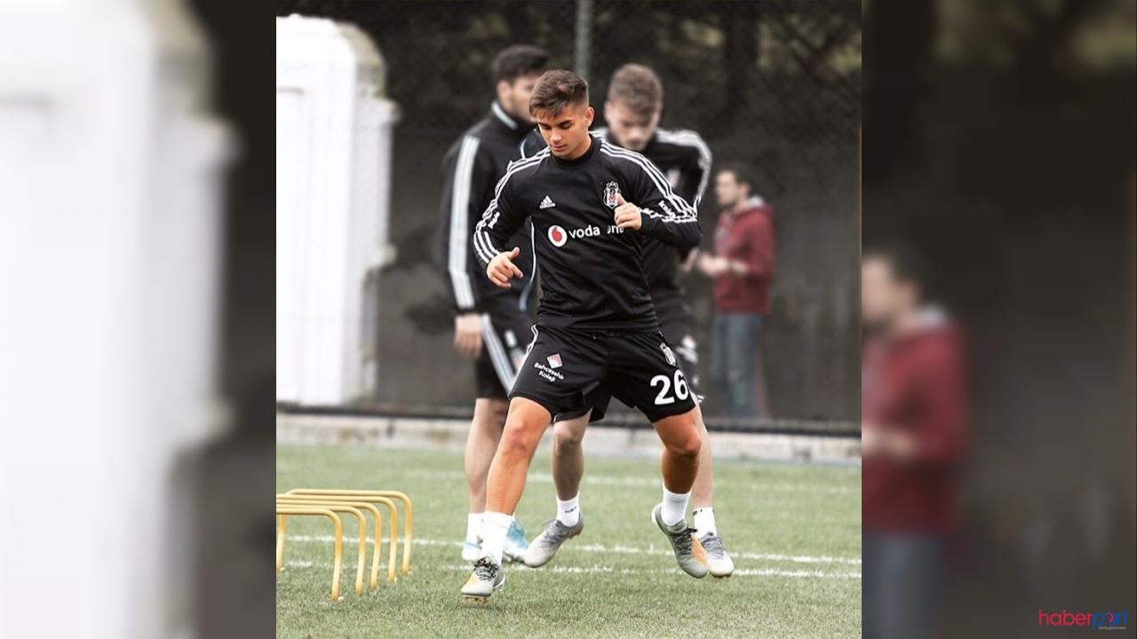 Beşiktaş Ajdin ile sözleşme imzaladı