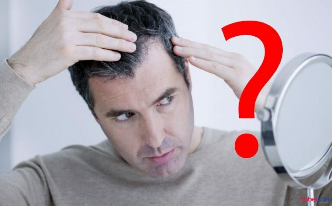 Bilim kanıtladı! Aşırı stres saç beyazlatıyor