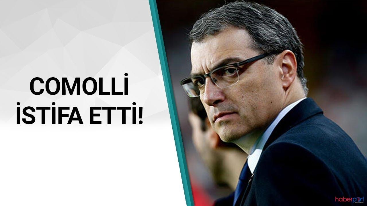 Comolli'nin istifasının ardından ilk açıklama