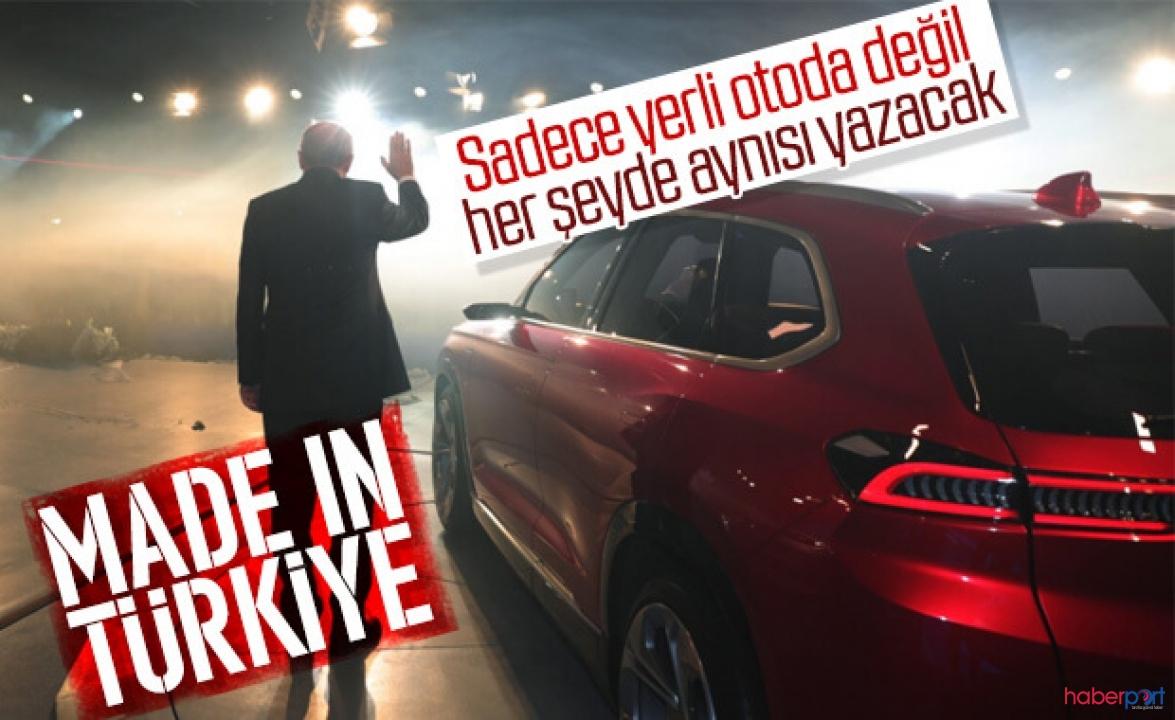 Cumhurbaşkanı Erdoğan'ın talimatıyla Turkey ibaresi değişiyor!