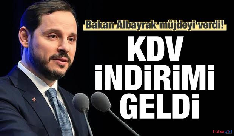 Cumhurbaşkanı kararıyla mobilya, yumurta ve su ürünlerinde KDV indirimi
