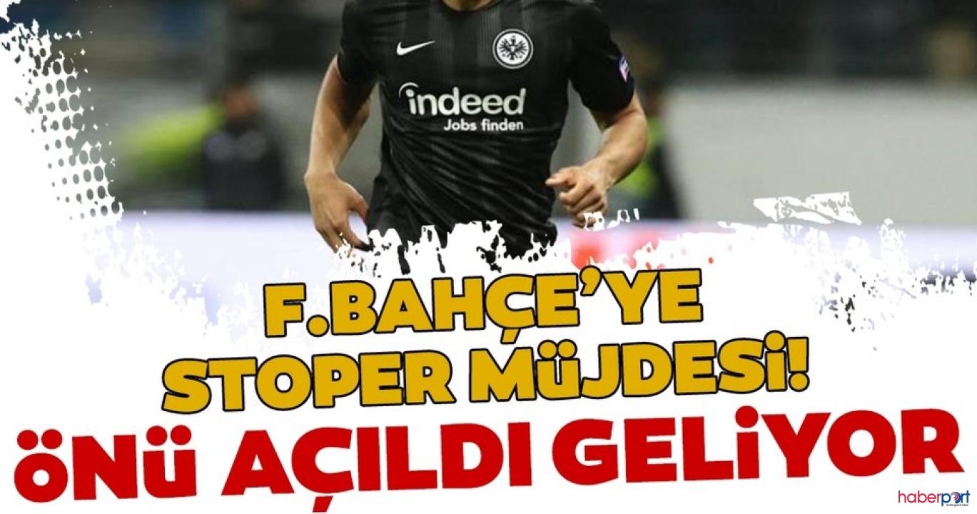 Fenerbahçe'nin stoper'i Almanya'dan