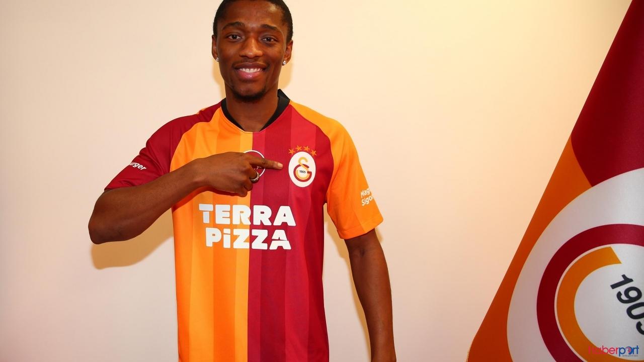 Galatasaray'ın en mutlusu Sekidika