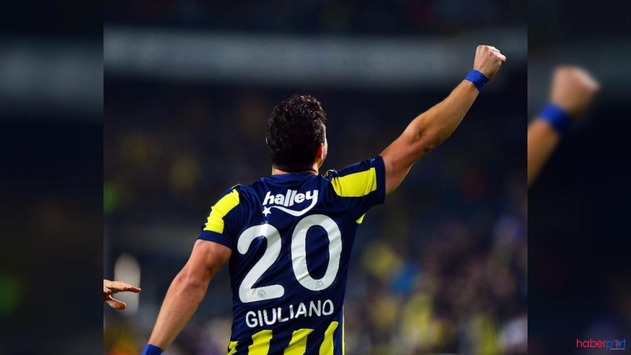 Giuliano ülkesine geri dönüyor