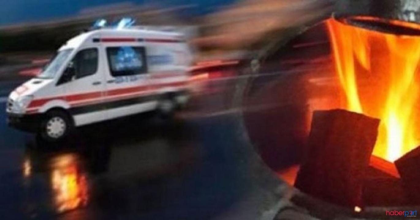 Hakkari'de sobadan sızan karbonmonoksit 4 kardeşi zehirledi