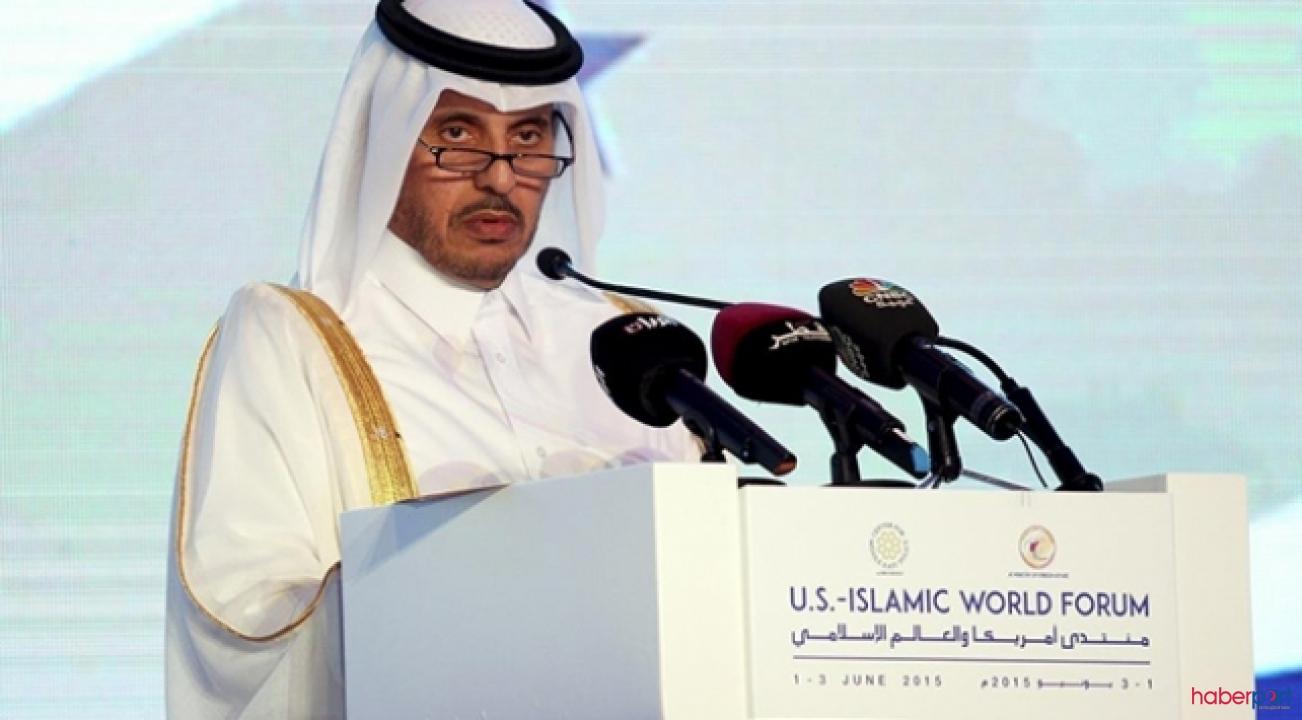 Katar hükümetinde deprem! Başbakan Nasır es-Sani istifa etti
