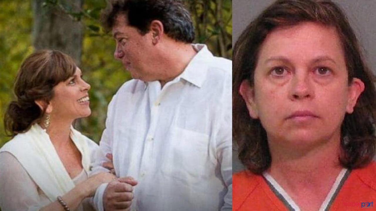 Kocasını göz damlasıyla öldüren kadın 25 yıla mahkum edildi