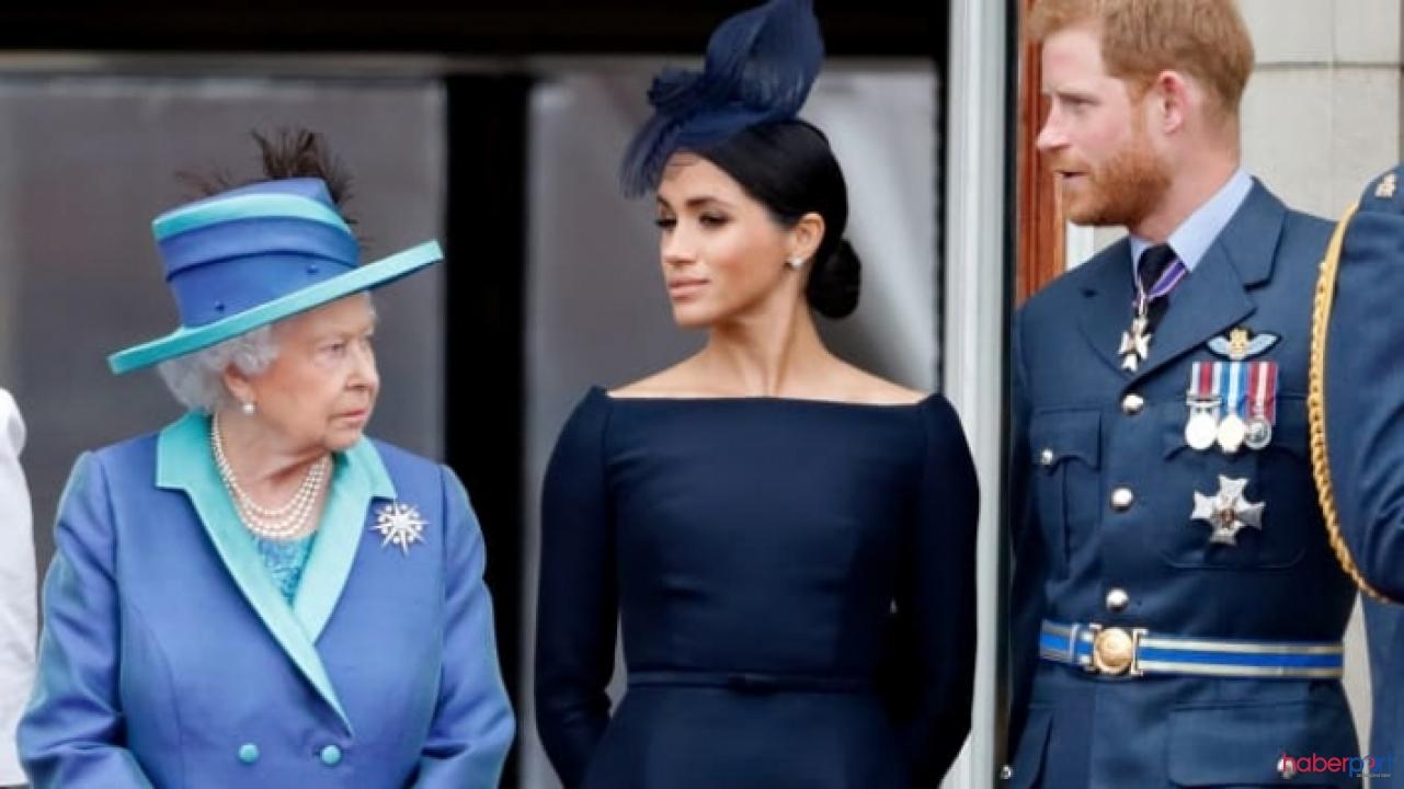 Kraliyet ailesinde kriz! Elizabeth'in Prens Harry'yi toplantıya çağırdı
