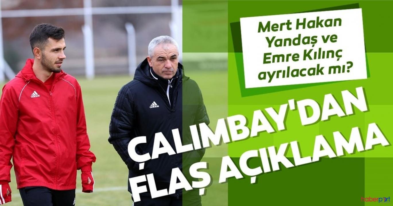Lider Sivasspor'da transfer çalışmaları