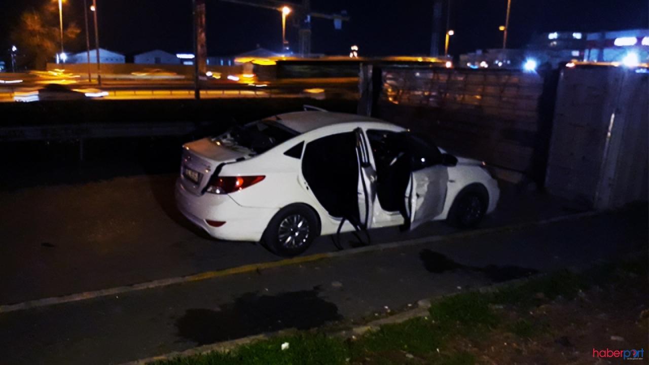 LPG'li araçta içilen sigara patlamaya neden oldu