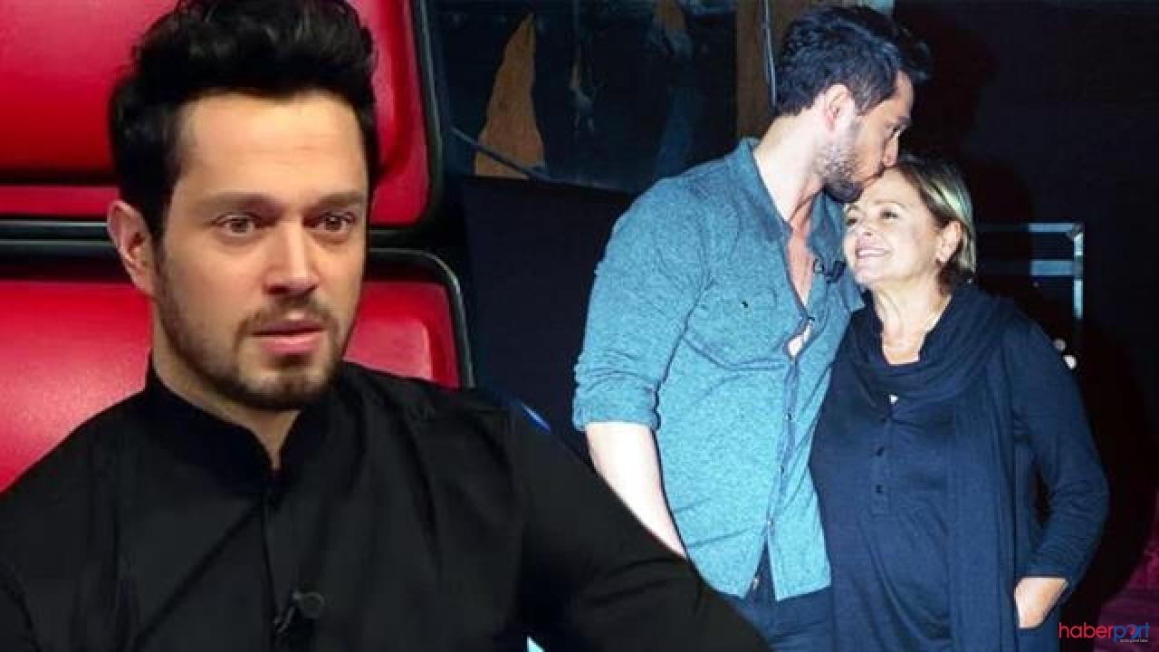 Murat Boz'un annesi uçakta fenalaştı! Nedret Boz Kalp spazmı geçirdi
