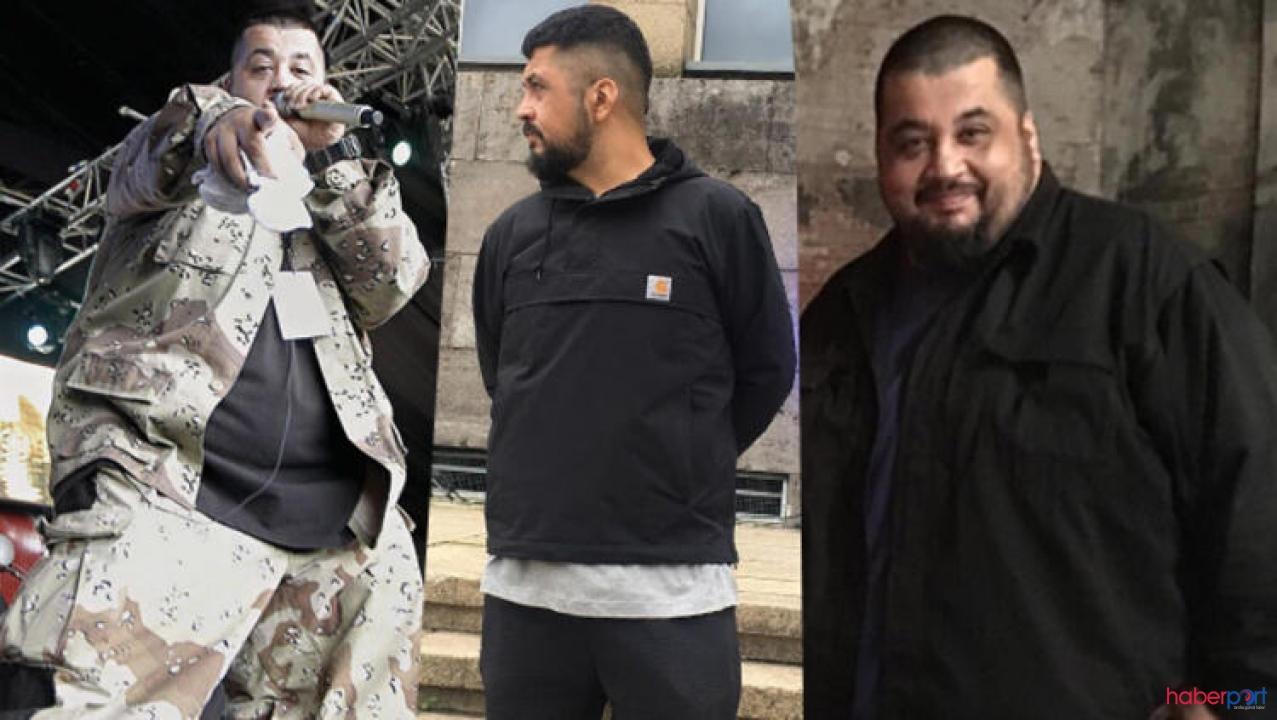 Rapçi Fuat Ergin'i görenler tanıyamıyor
