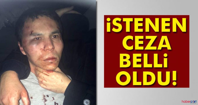 Reina saldırısı zanlısı Masharipov'un cezası belli oldu