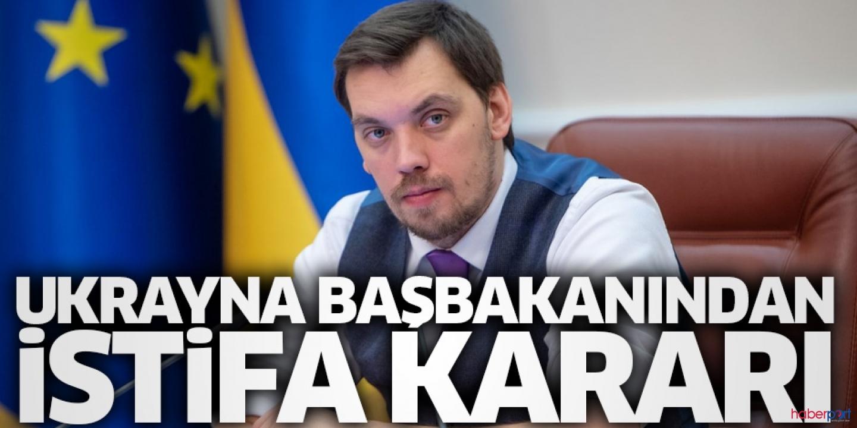 Ses kayıtları ifşa olan Ukrayna Başbakanı istifa etti