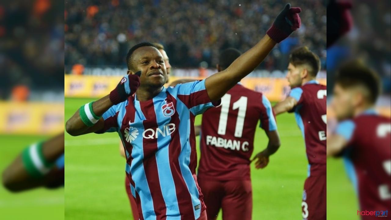 Trabzonspor'da sözleşmesini fesh edin talimatı