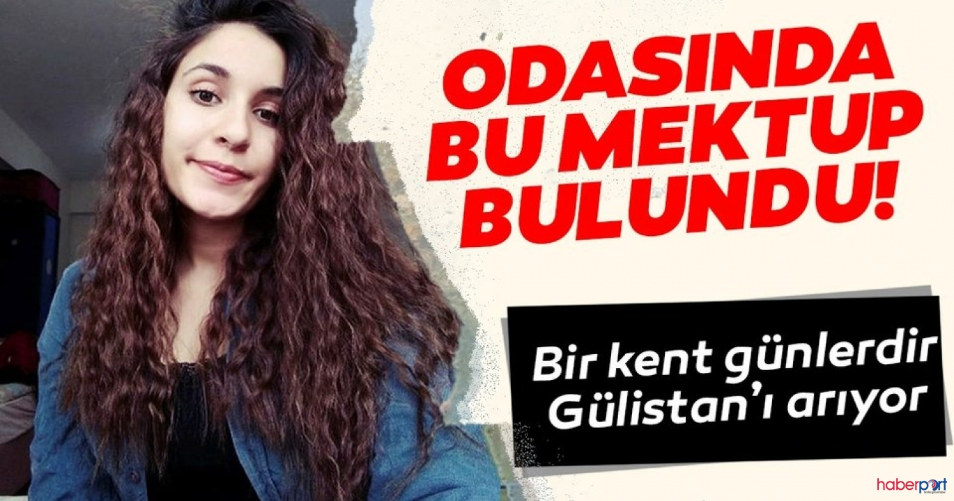 Tunceli'de günlerdir aranan Gülistan ile ilgili son gelişme; İntihar mektubu bulundu