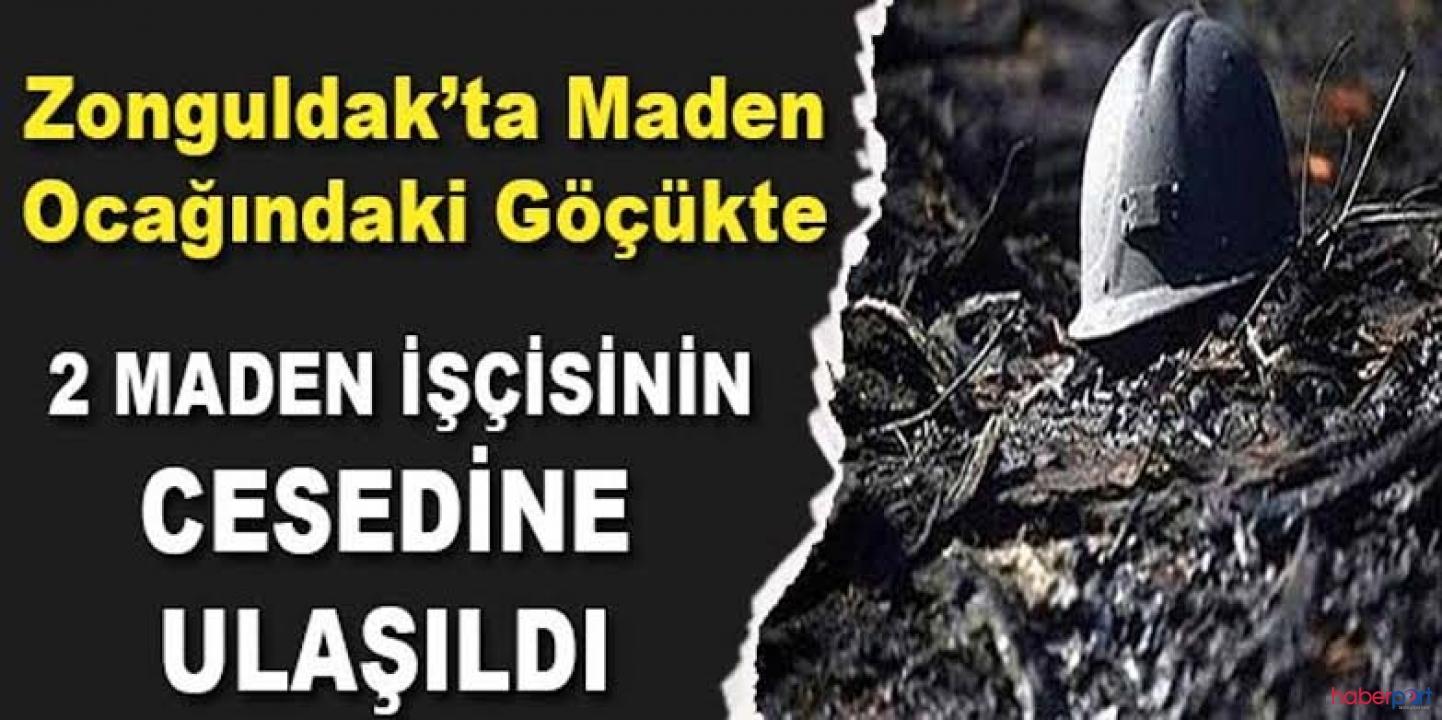 Zonguldak'ta göçük altında kalan maden işçilerinden kötü haber!