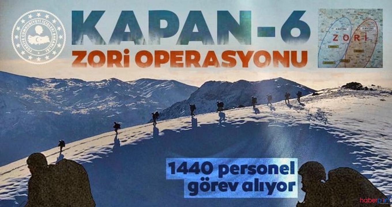 1440 personelli Diyarbakır-Batman hattı dev operasyon başladı