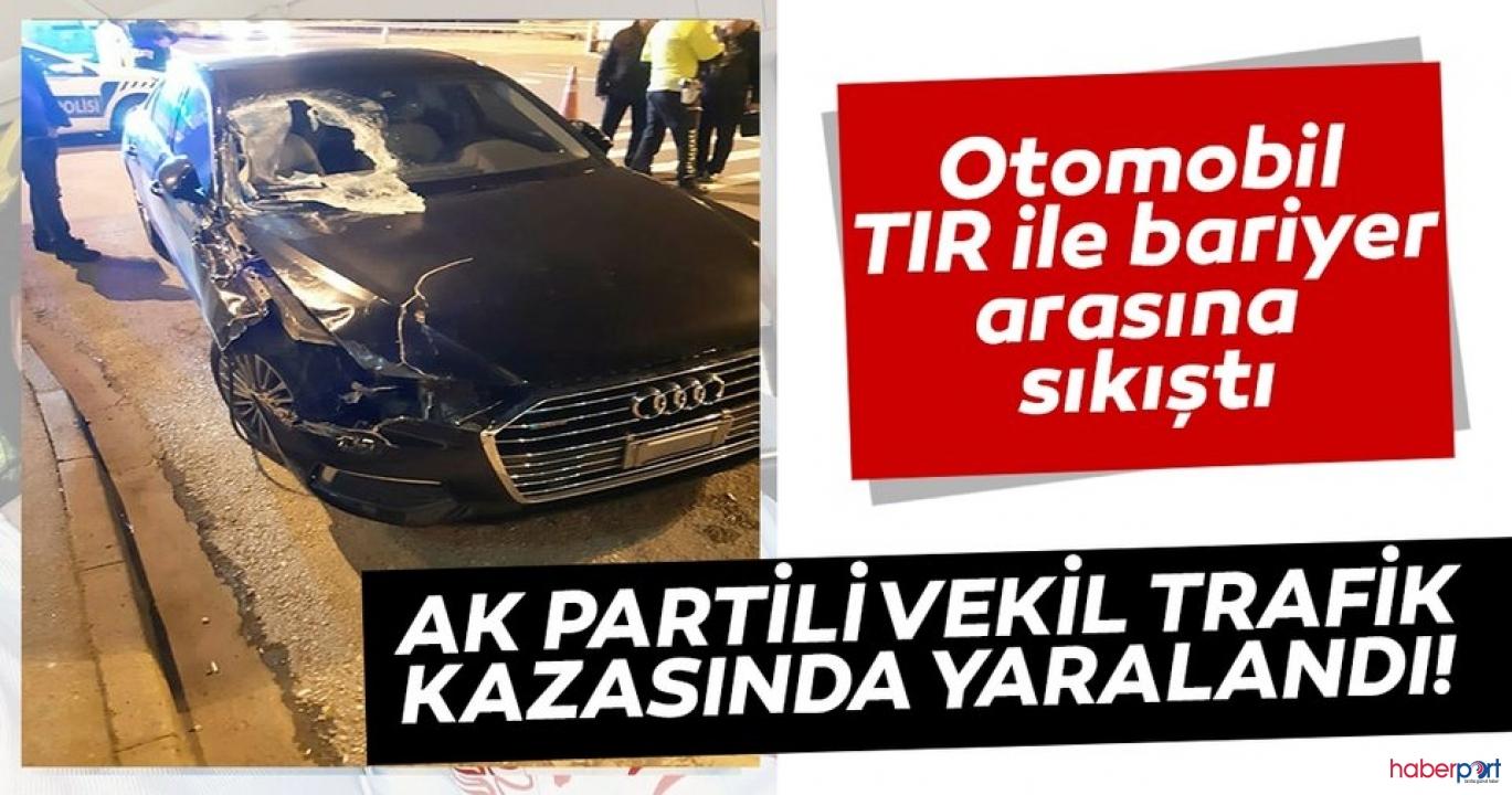 AKP'li vekil Rümaysa Kabak ölümden döndü