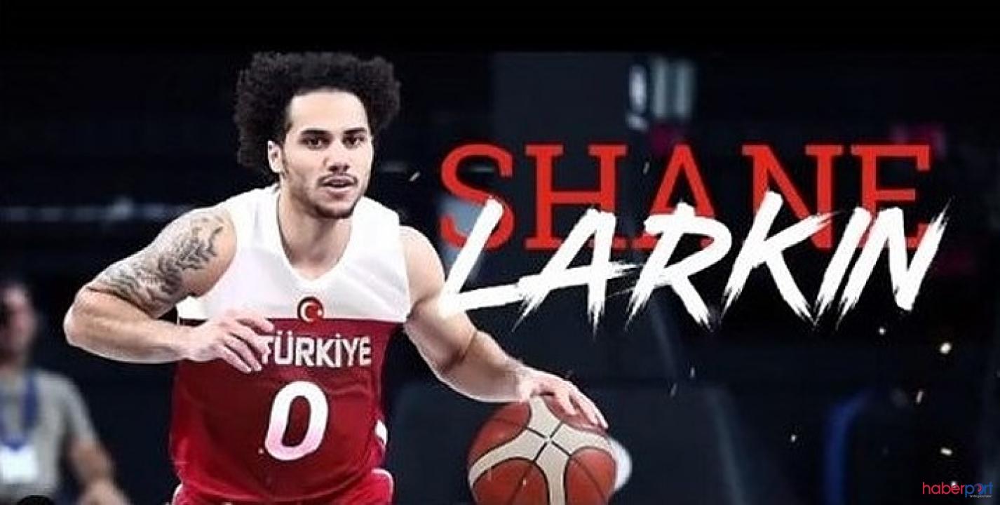 Anadolu Efes'in yıldızı Shane Larkin'in TC vatandaşlığı onaylandı!