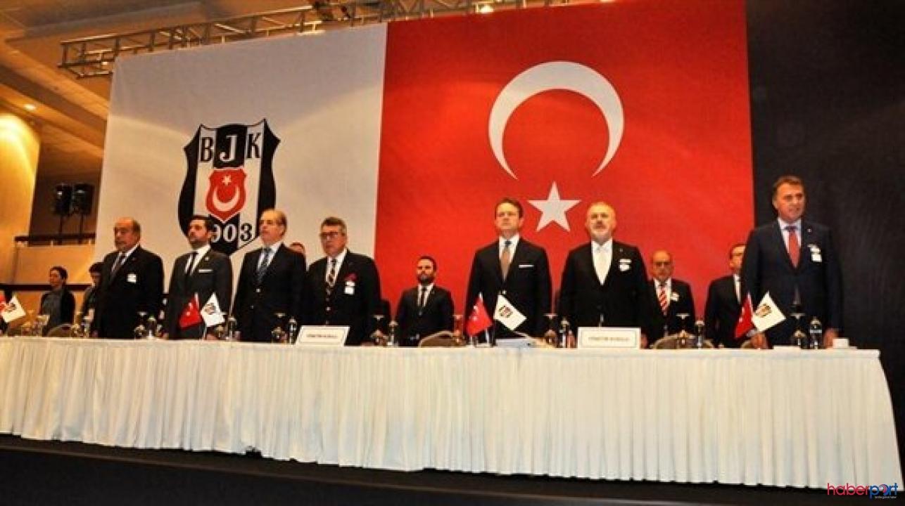 Beşiktaş Divan kurulu kulübün borcunu açıkladı