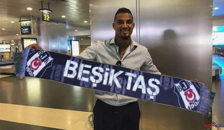 Beşiktaş'ın yeni yıldızı 99 numaralı formayı giyecek