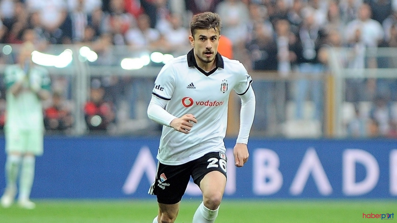 Beşiktaş'lı Dorukhan'a 4 ay ceza