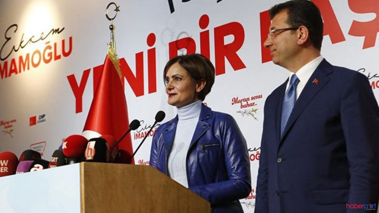 CHP'de seçim! İstanbul İl Başkanlığında tek aday Canan Kaftancıoğlu oldu