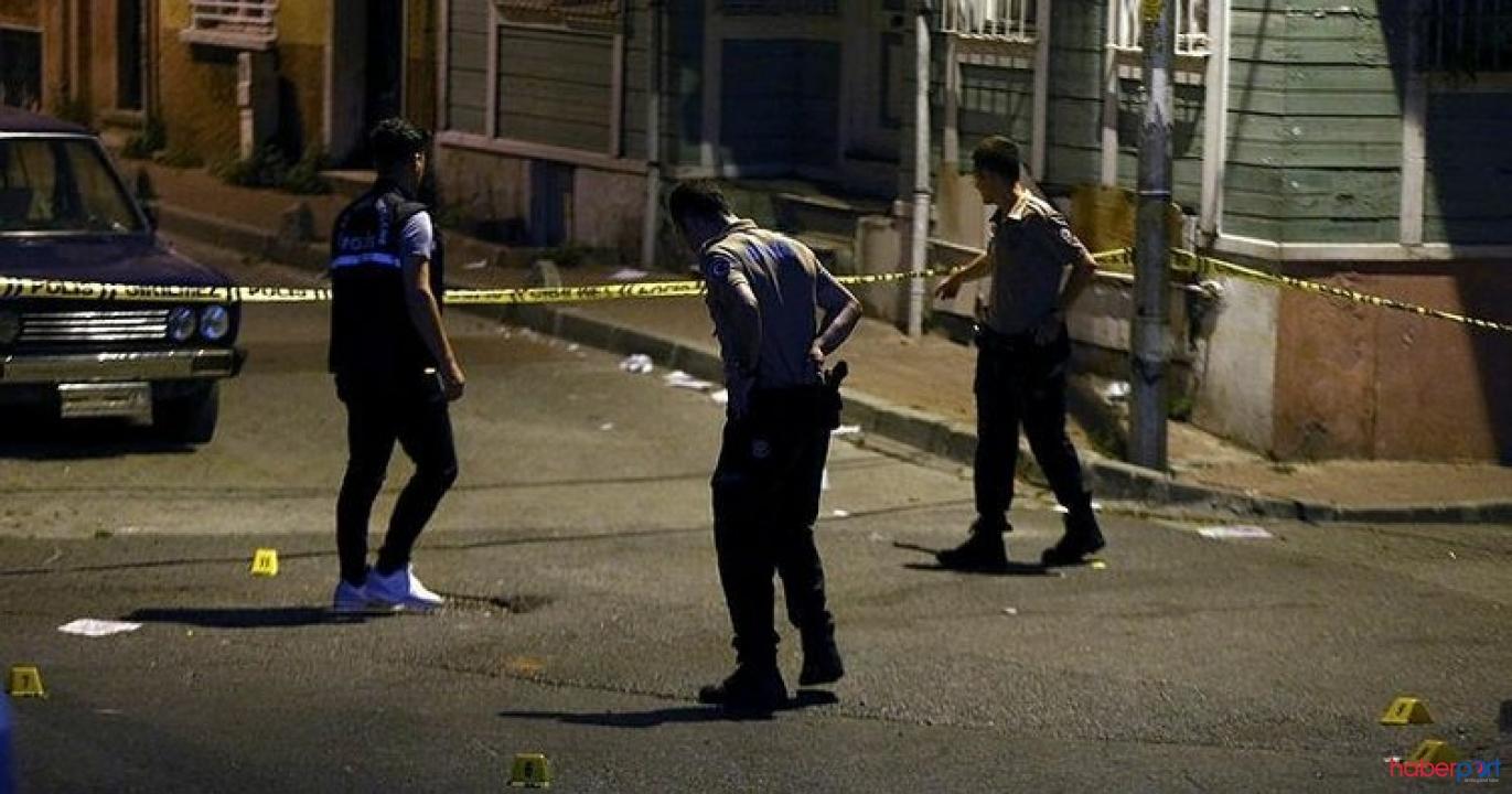 Fatih'te iki grup arasında silahlar konuştu! 2 yaralı
