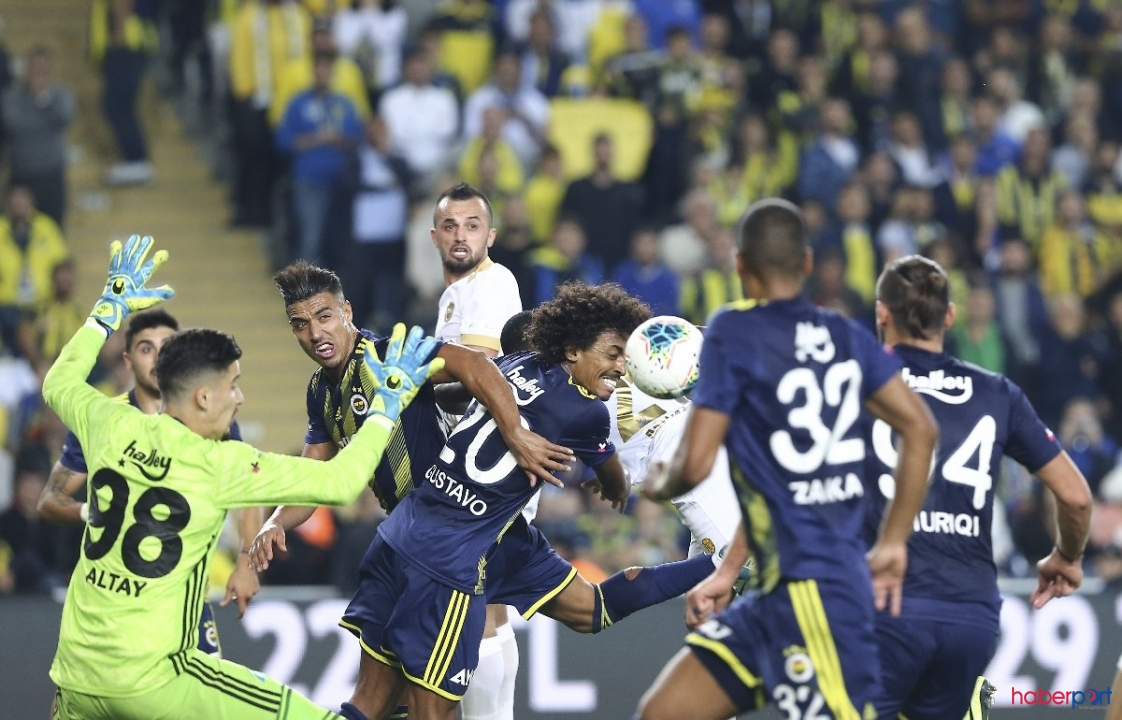 Fenerbahçe'de kaybolan puanlar