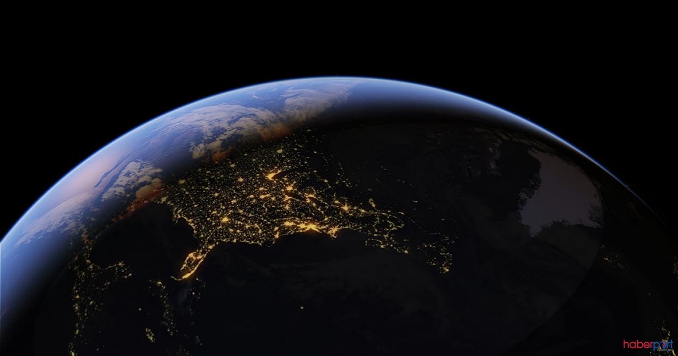 Google Earth View ile Dünya'nın uydudan görüntüsü