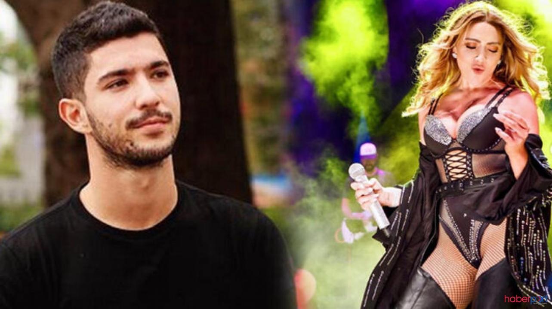 Hadise ve Kaan Yıldırım aşkı bir fotoğrafla ortaya çıktı
