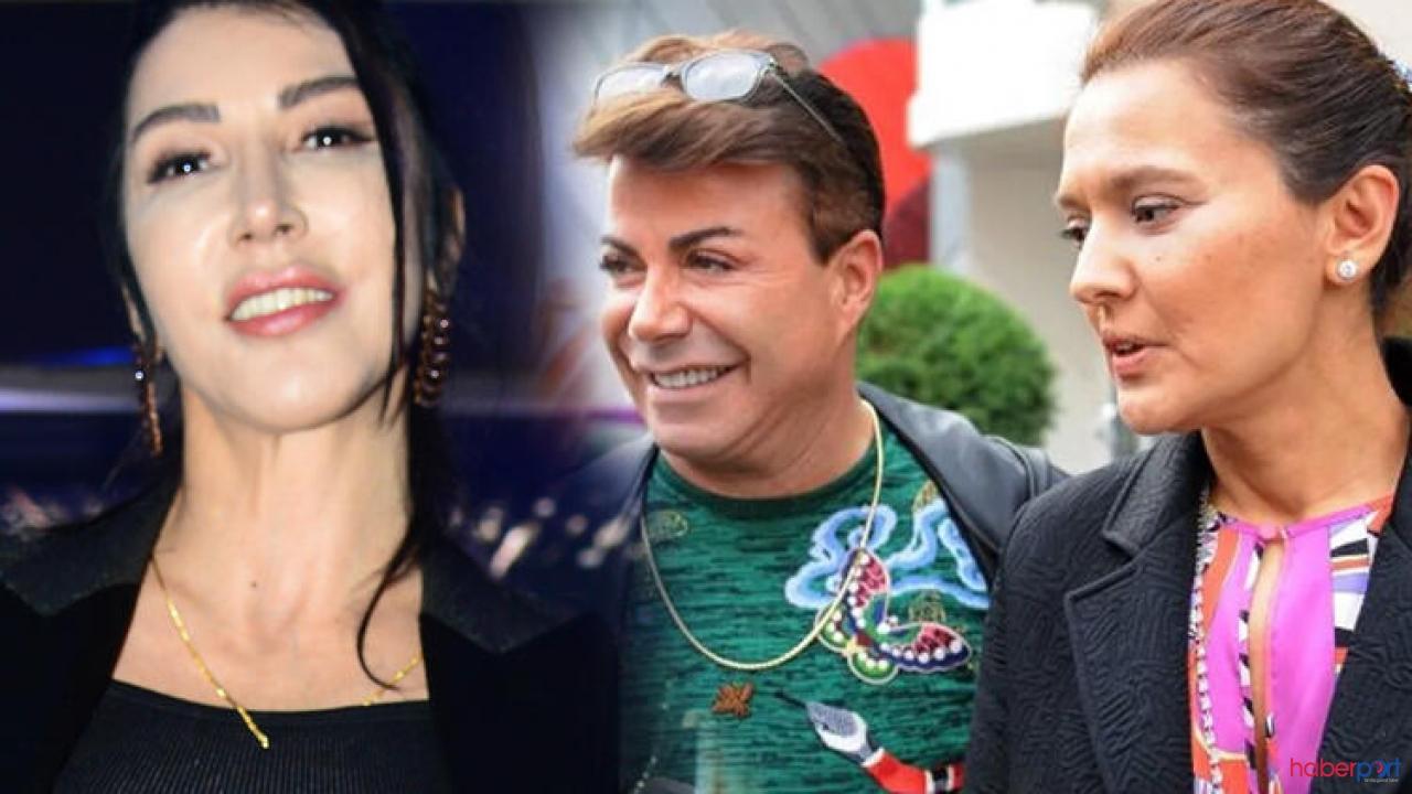 Hande Yener'den Fatih-Demet küslüğüne açıklama