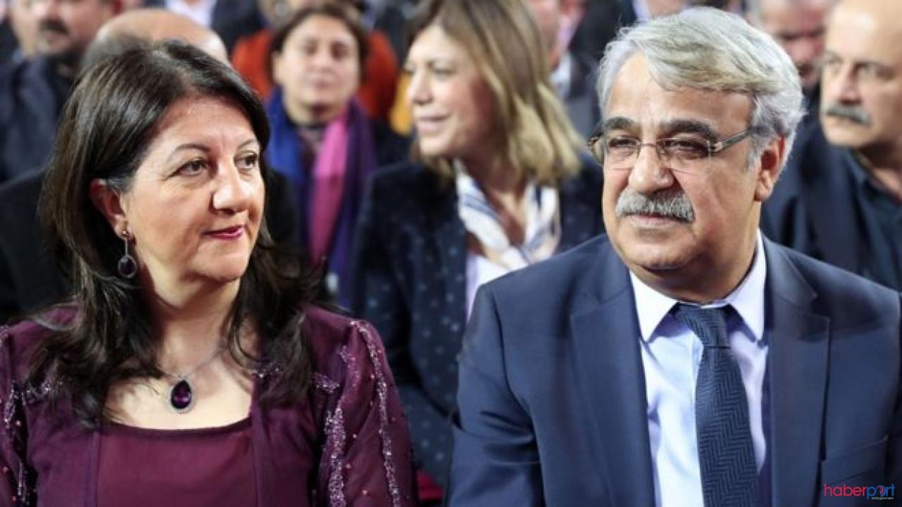 HDP yönetiminde yeni yüz! Pervin Buldan'ın yanına Mithat Sancar seçildi