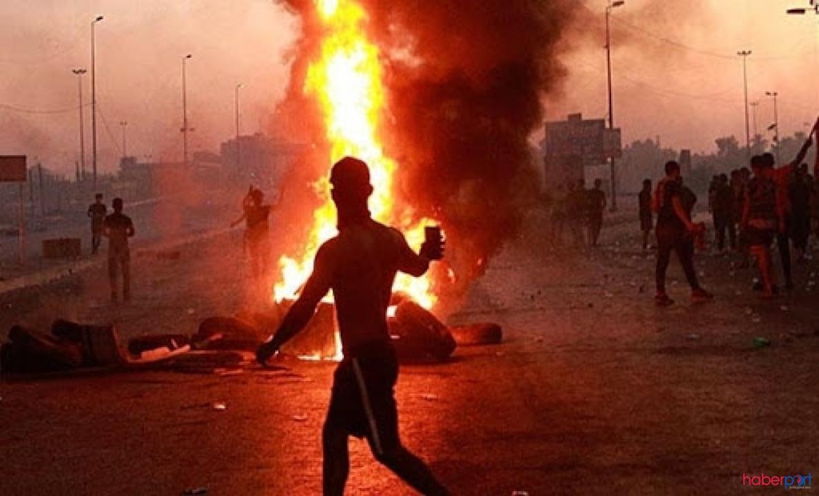 Irak'ın başkenti Bağdat'ta 4 ayrı patlama